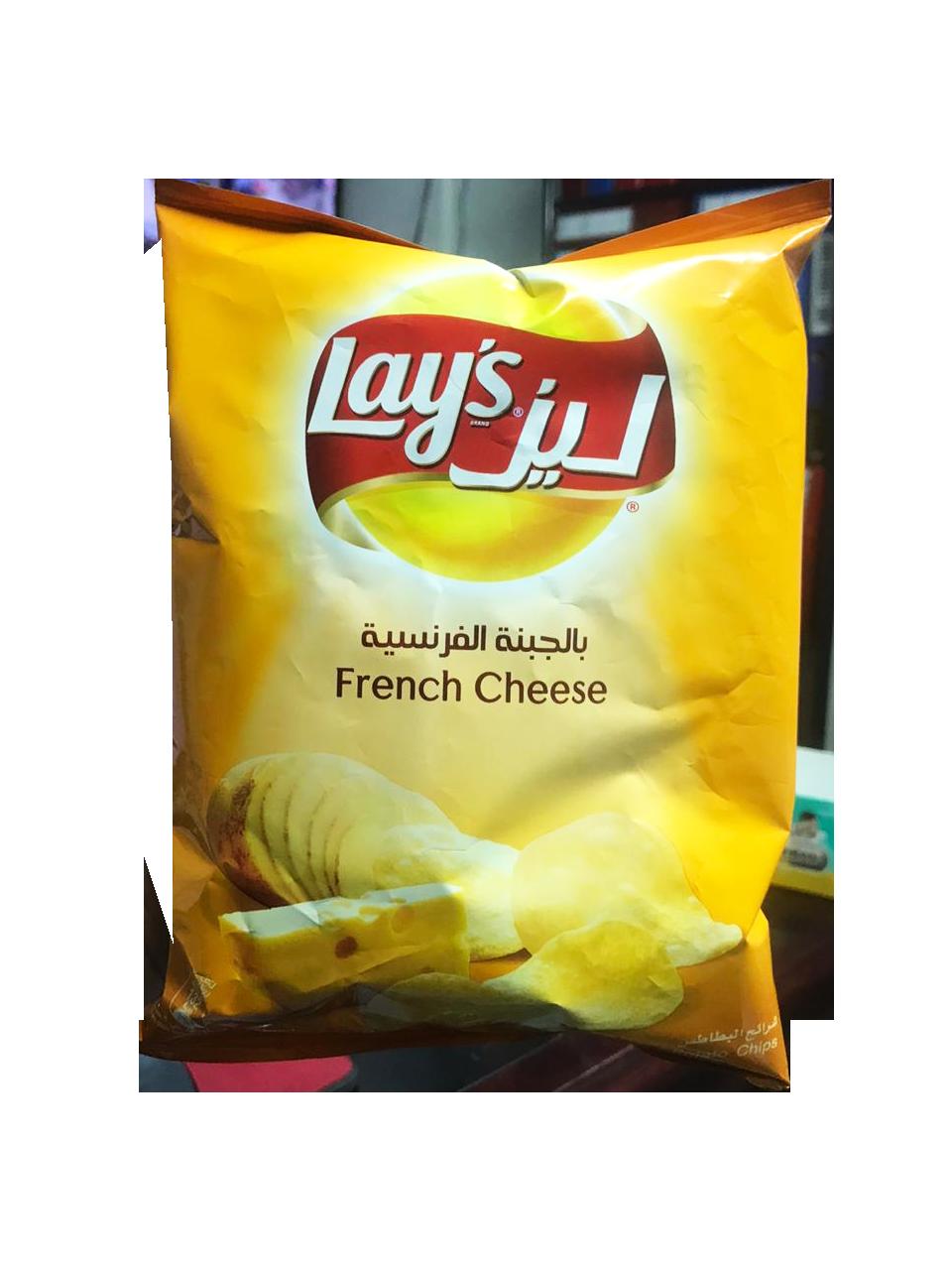 Lays French Cheese 48g (Medium)