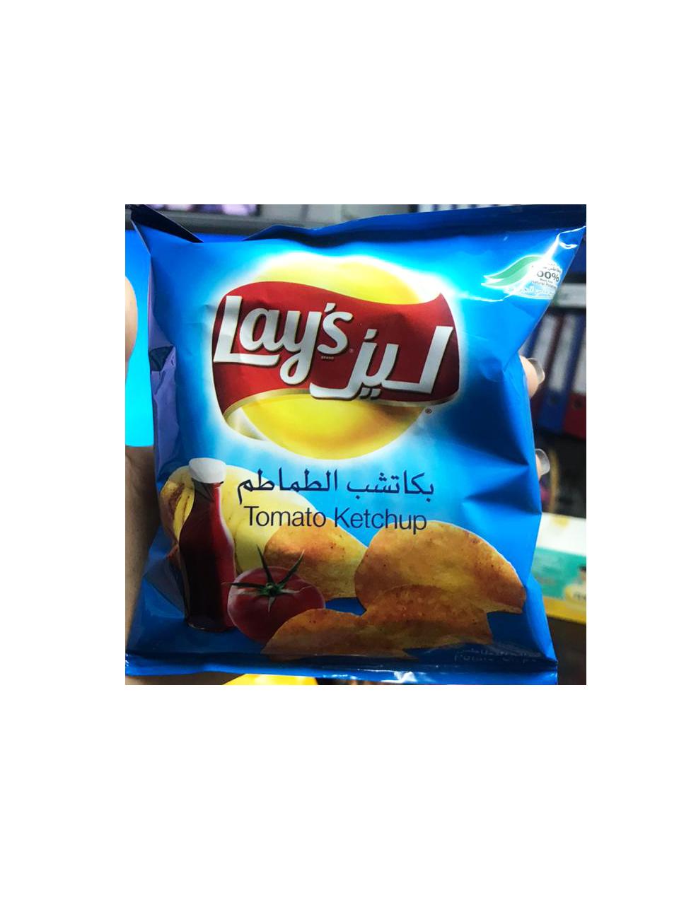 Lays Tomato Ketchup 14g (small)