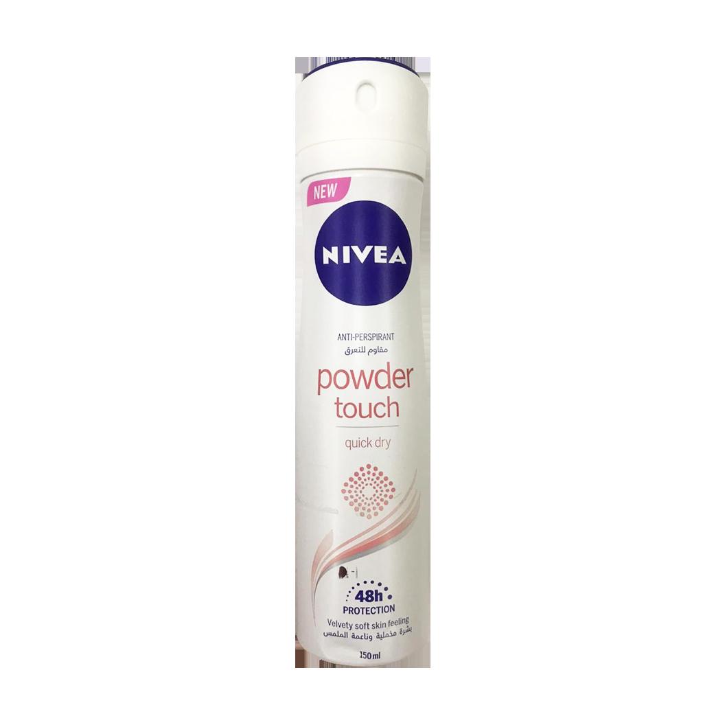 Nivea Powder Touch Deodorant Spray