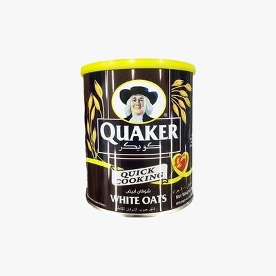 Quaker Oats White