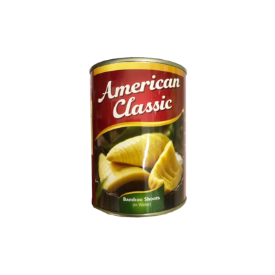 American Classic Bamboo Shoots (in Water) 567g