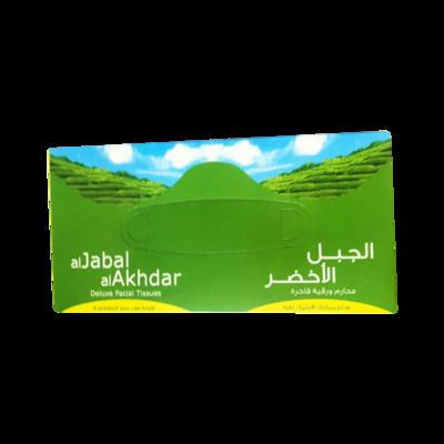 Al Jabal Akdar Tissue Box 180g