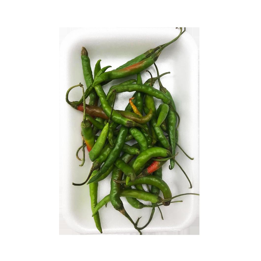 Small Green Chilli