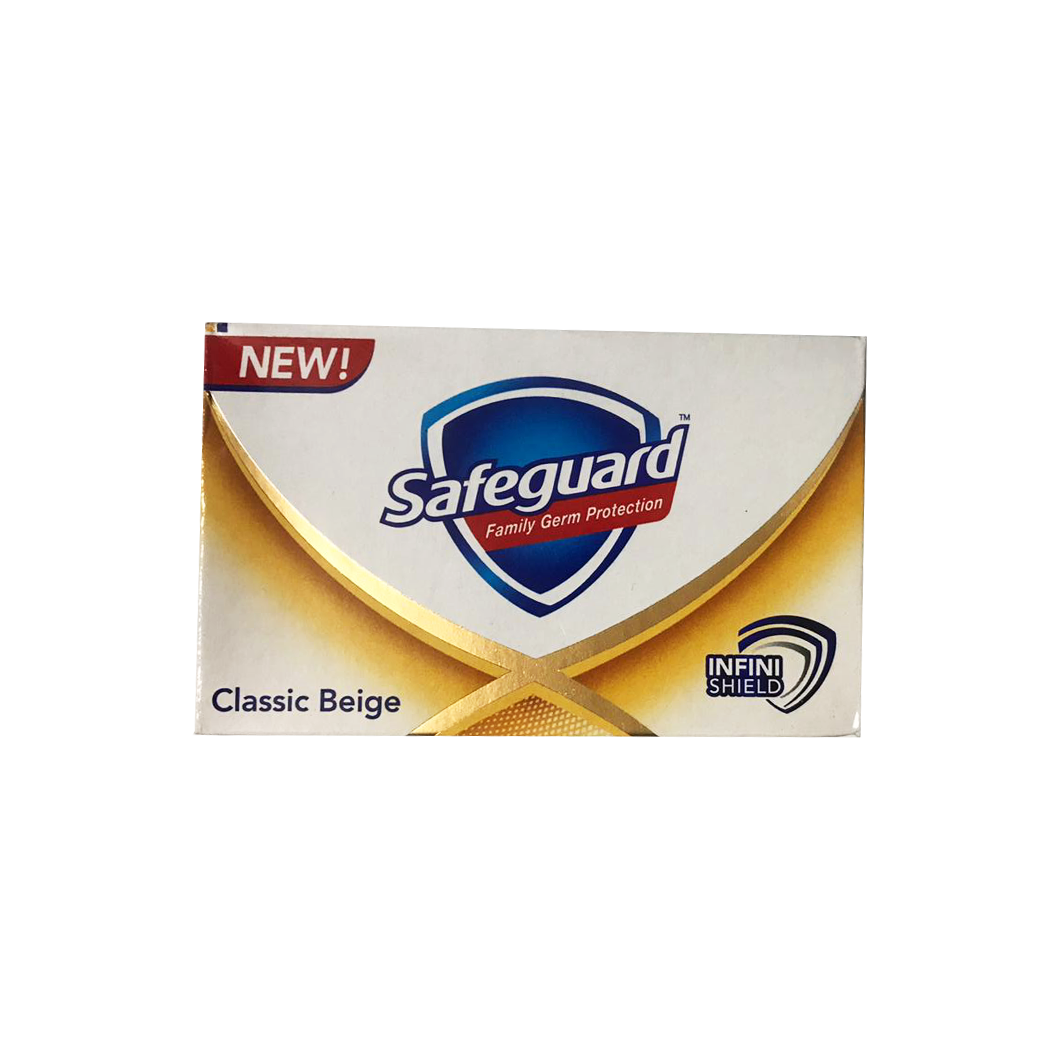 Safeguard Family Germ Protection Classic Beige 135g