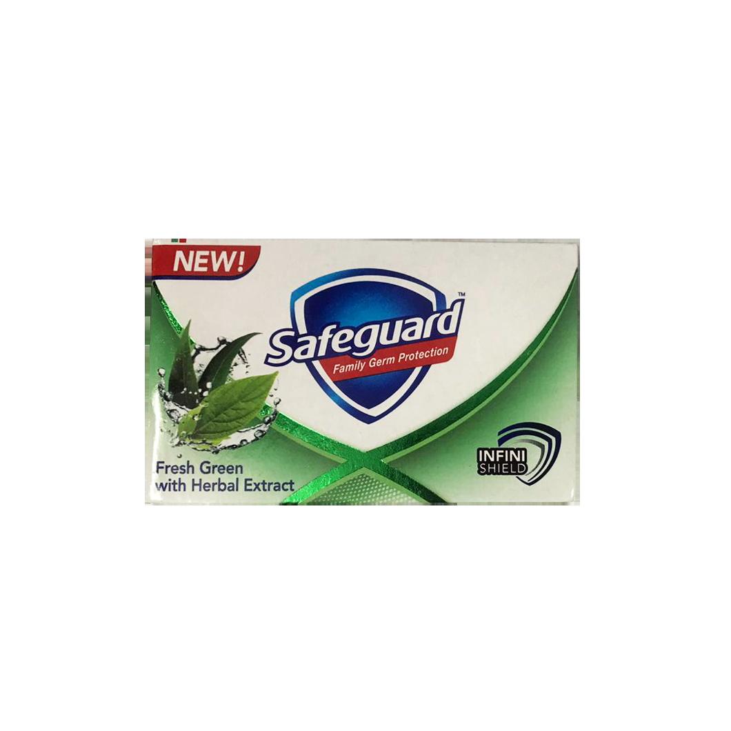 Safeguard Fresh Green 135g