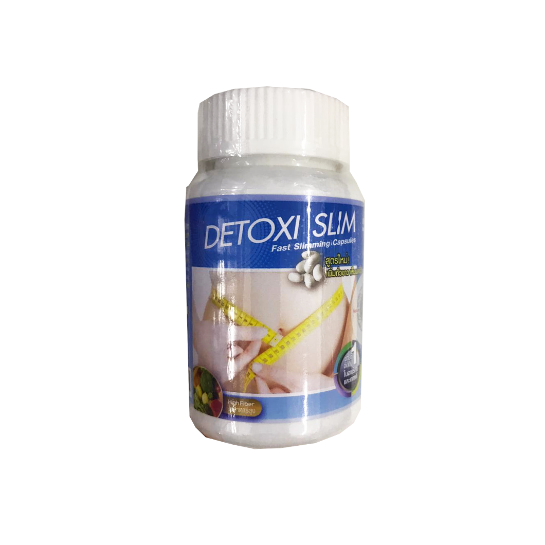 Detoxi Slim Fast Slimming Capsules