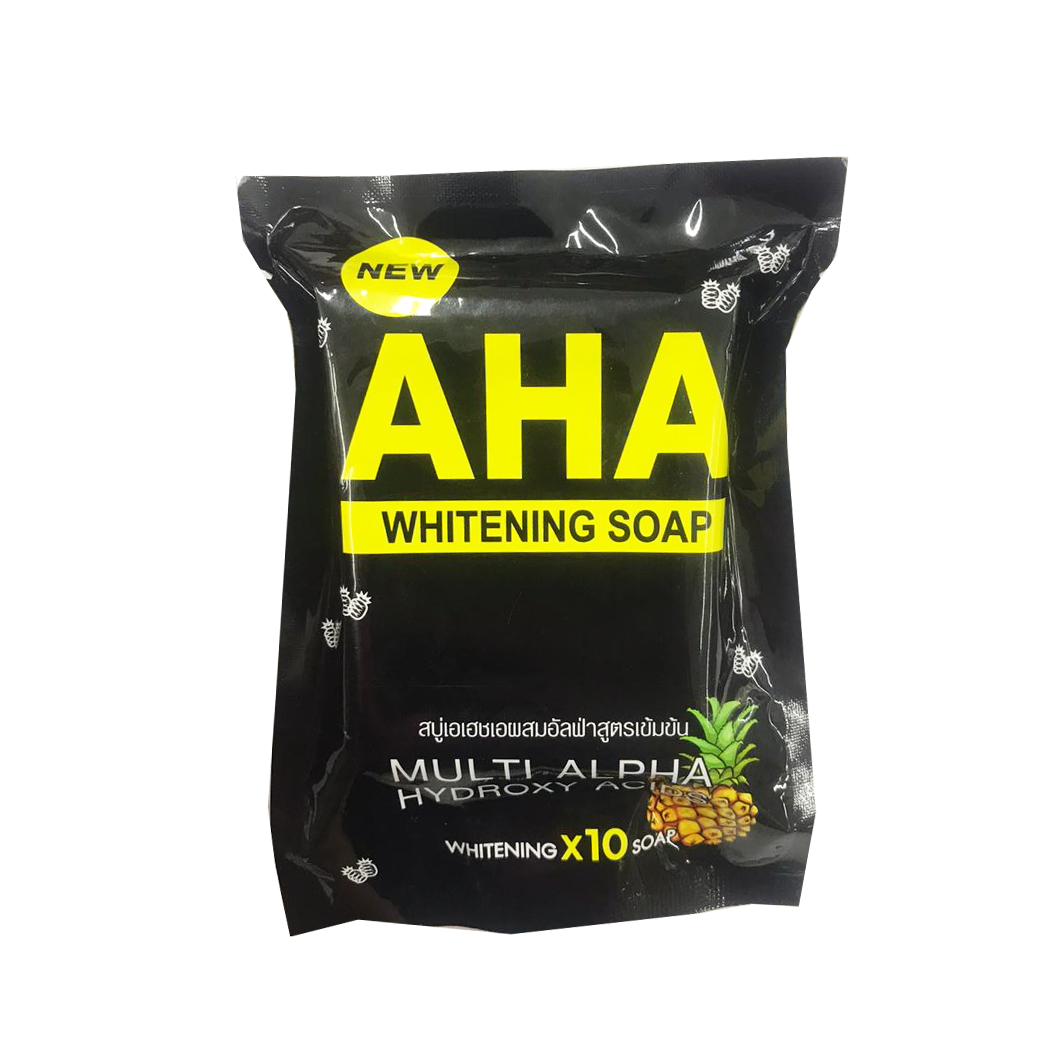 Aha Whitening Soap 80g