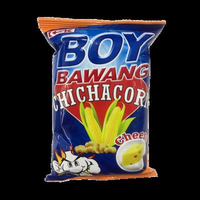 Boy Bawang Chichacorn Cheese 100g