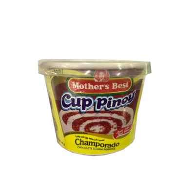Mothers Best Cup Pinoy Champorado 40g