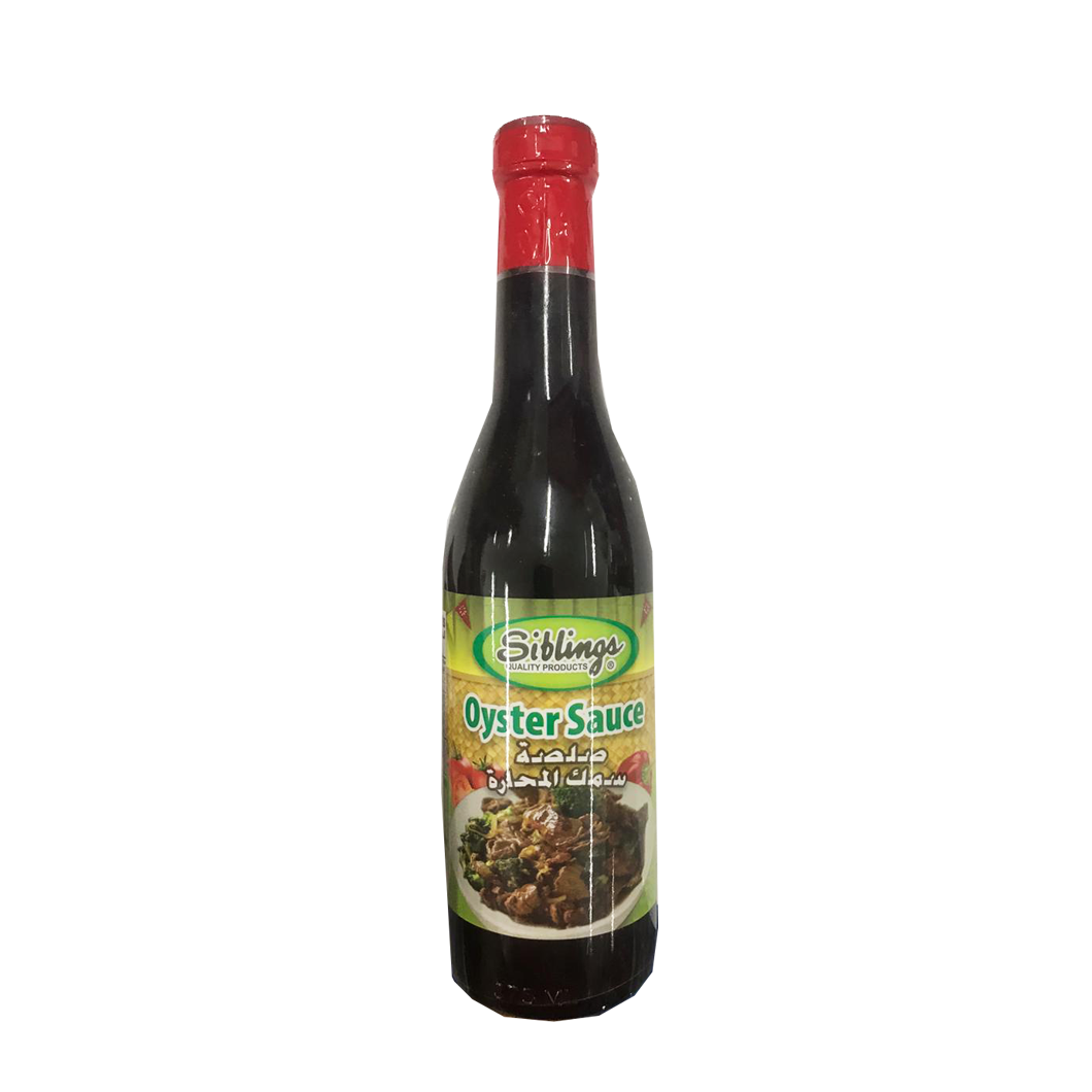 Siblings Oyster Sauce 375g