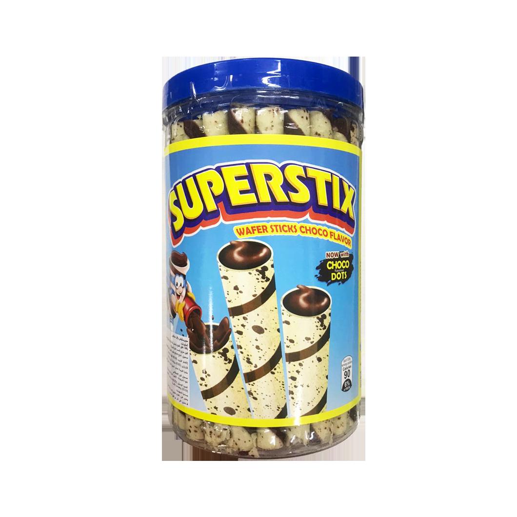 Superstix Wafer Sticks Choco Flavor