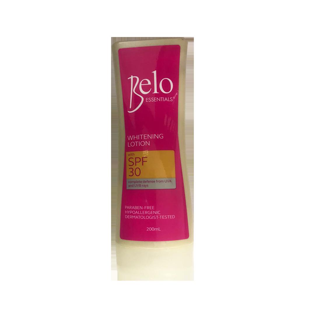 Belo Essentials Whitening Lotion SPF 30 200ml