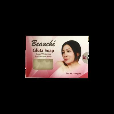 Beauche Beauty Bar Soap Pink-White Box 150g (box)