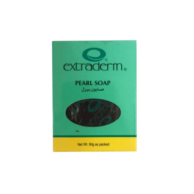 Extraderm Pearl Soap 90g
