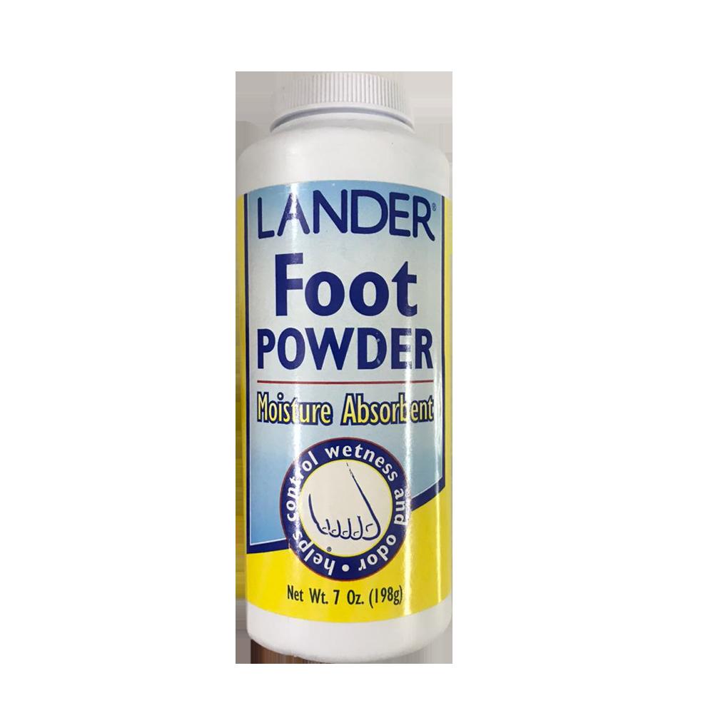 Lander Foot Powder Moisture Absorbent 198g