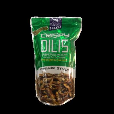 Seakid Crispy Dilis 40g