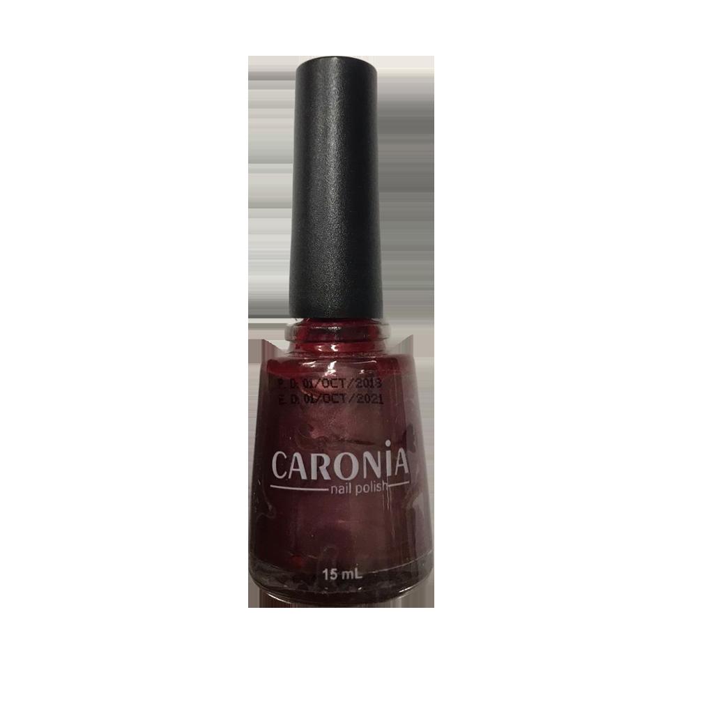 Caronia Nail Polish 15ml - 24k Gold
