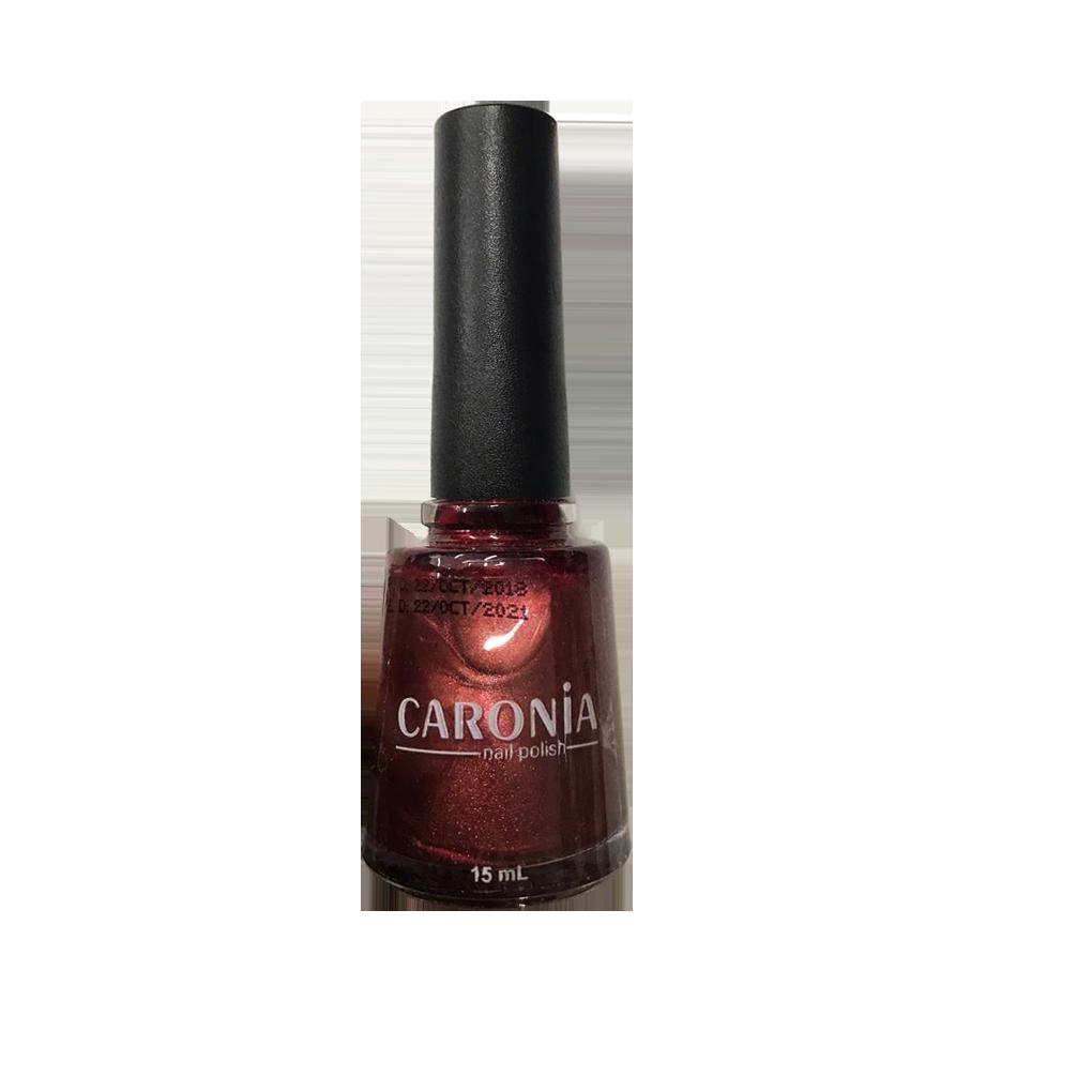 Caronia Nail Polish 15ml - Chestnut Frosted
