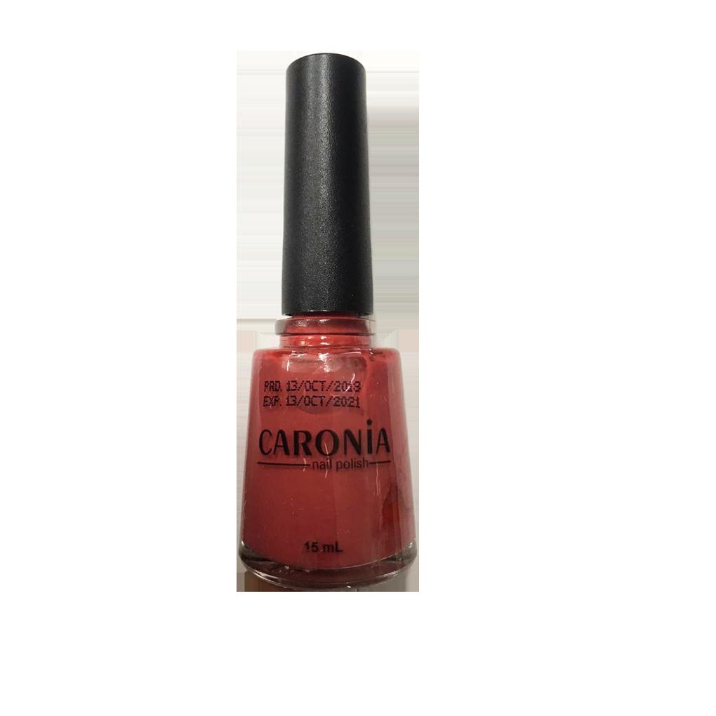 Caronia Nail Polish 15ml - Carolina Peach