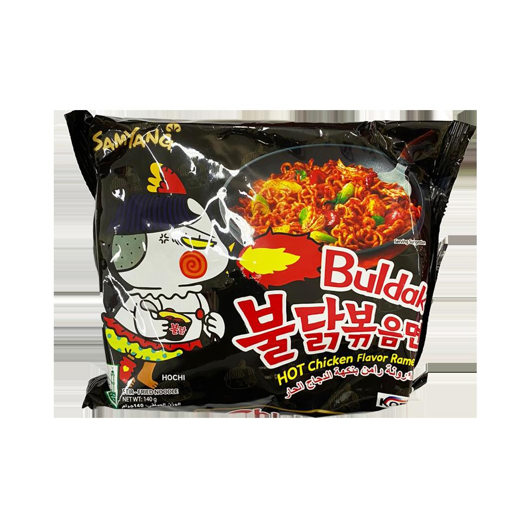 Samyang Hot Chicken Flavor Ramen Buldak