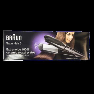 Braun Satin Hair 3 Ceramic Hair Straightener