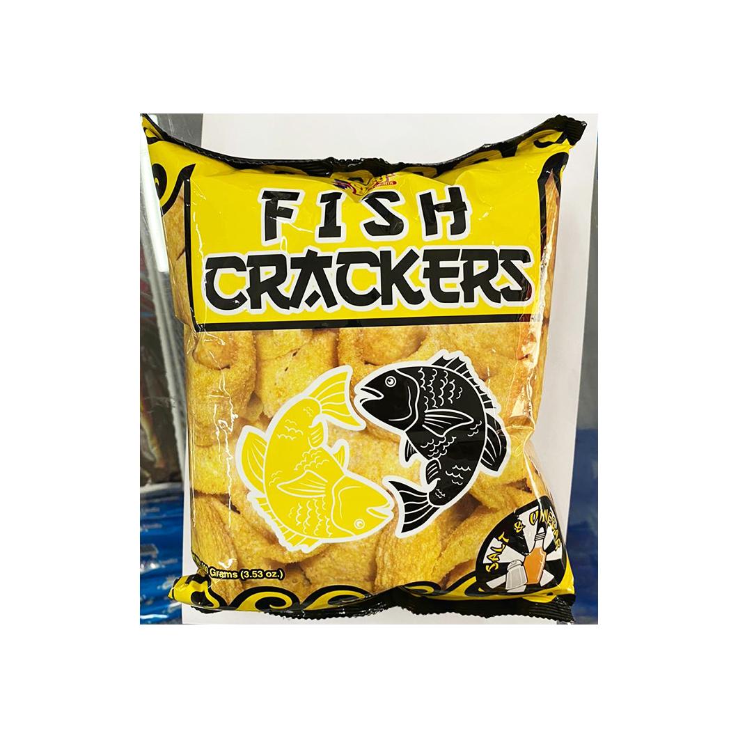 Chick Boy Fish Cracker 100g