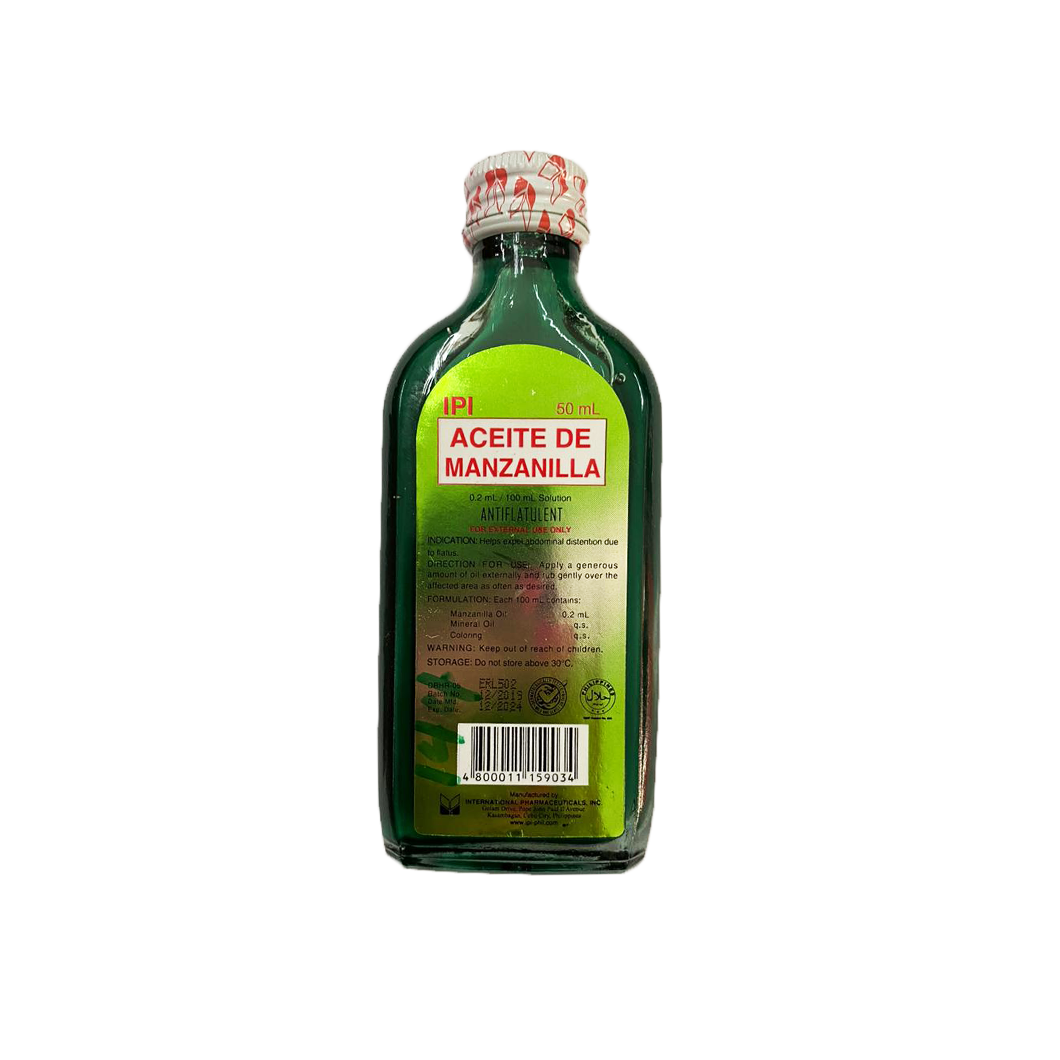 Aceite De Manzanilla 50ml