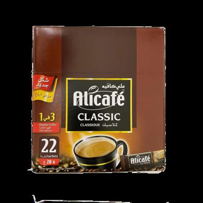 Ali Cafe Classic Coffee 22 Pcs