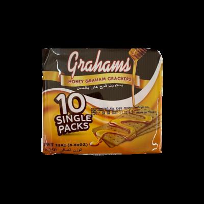 Grahams 10 Pack