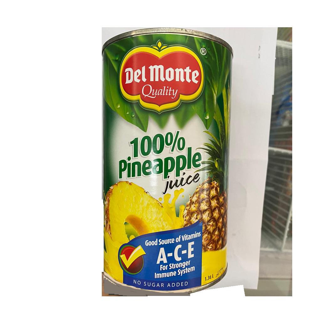 Del Monte 100% Pineapple