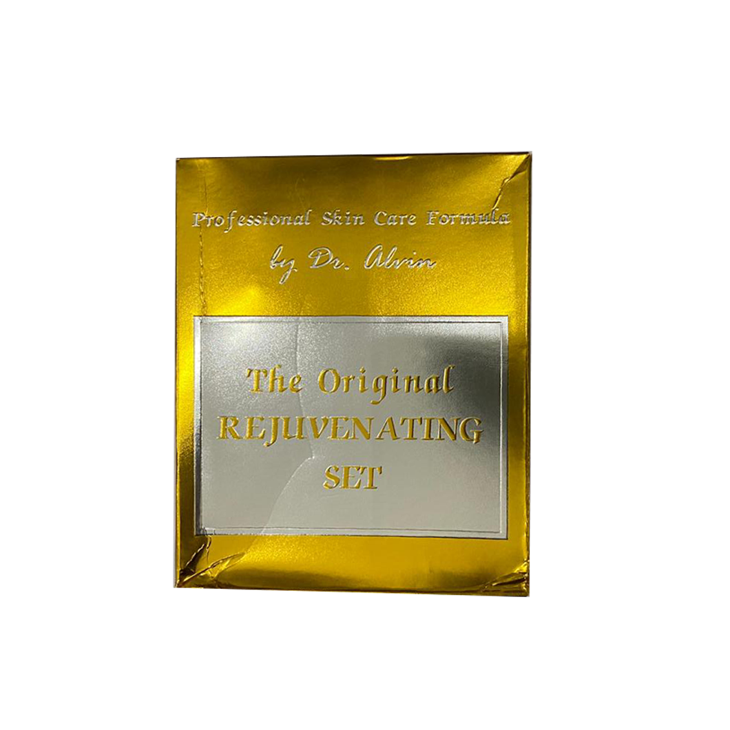 Dr Alvin Rejuvenating Set (New Pack)