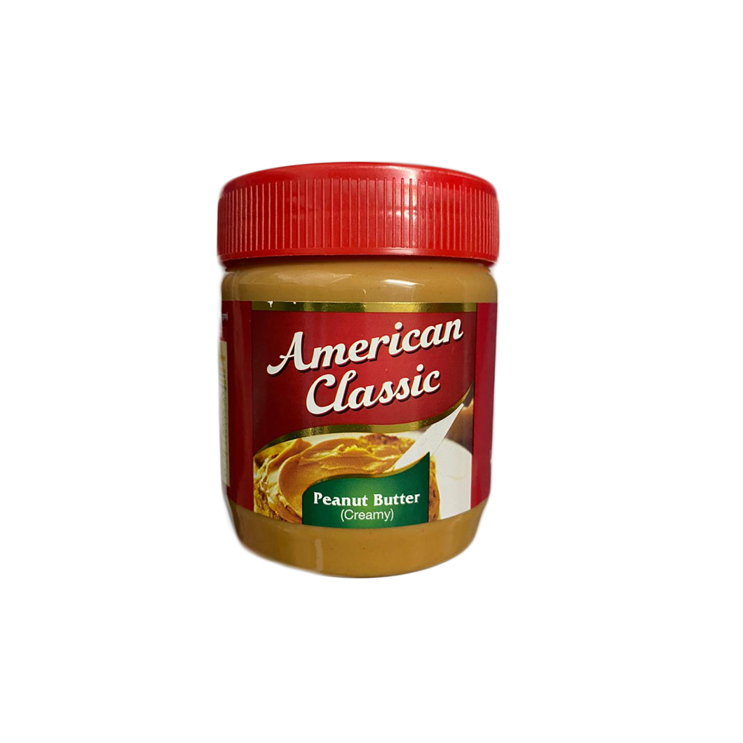 American Classic Peanut Butter Creamy 340g