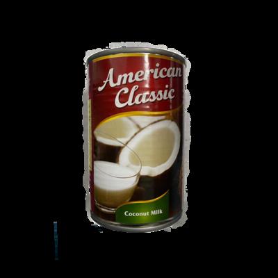 American Classic Coconut Milk  400ml