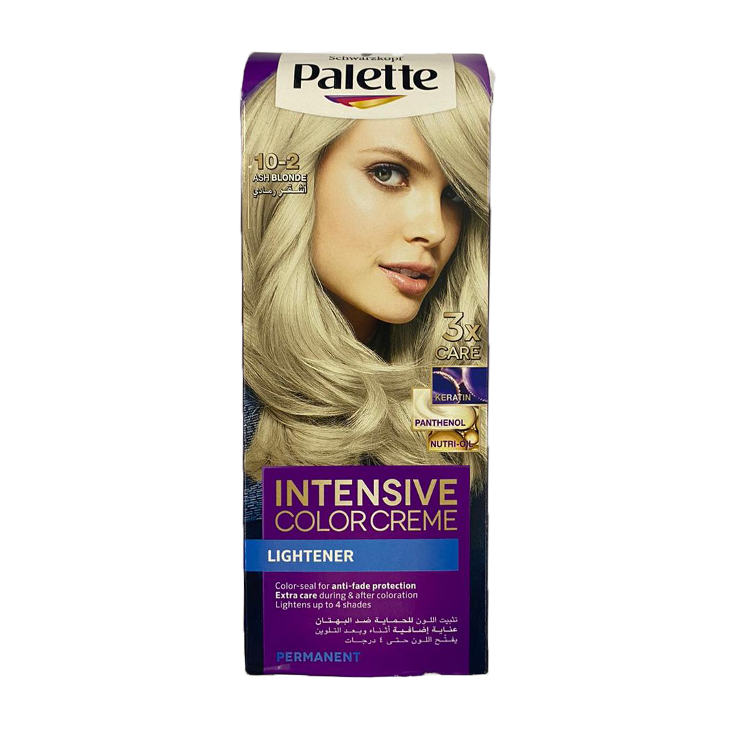Palette Ash Blonde 10-2