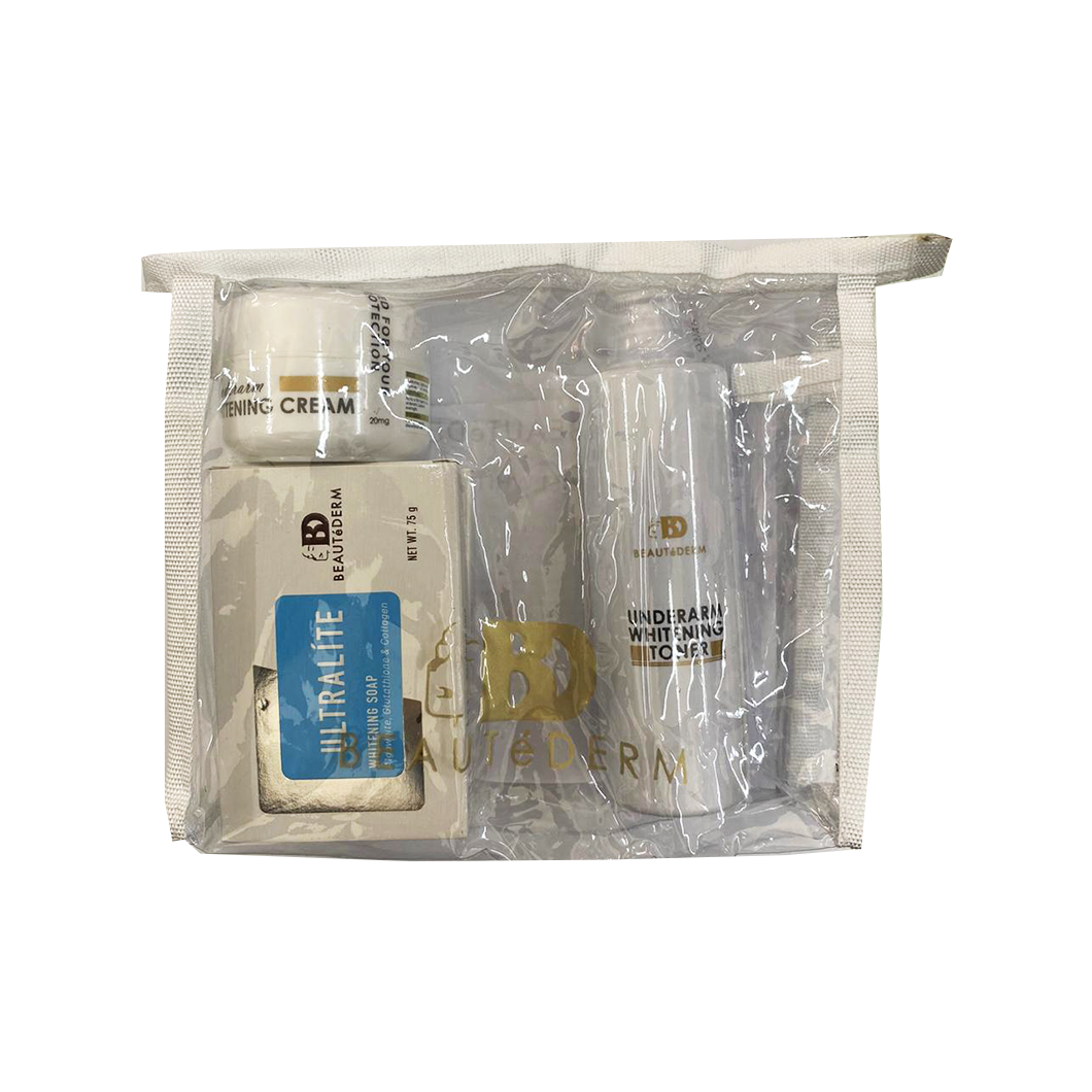 BeauteDerm Underarm Whitening Set