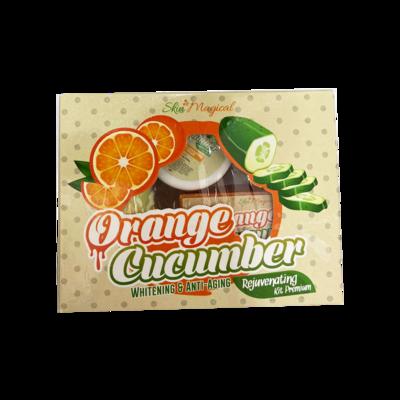 Skin Magical Orange Cucumber Rejuvenating Set