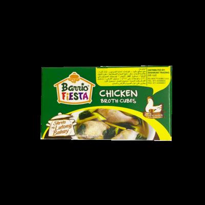 Barrio Fiesta Chicken Broth Cubes