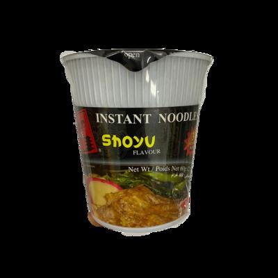 Instant Noodle Shoyu Flavor 60g