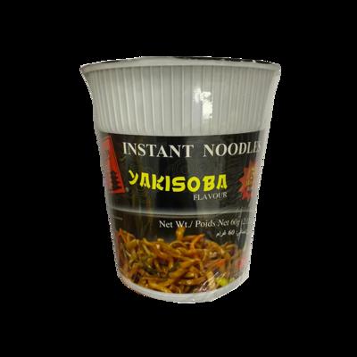Instant Noodle Yakisoba Flavor 60g