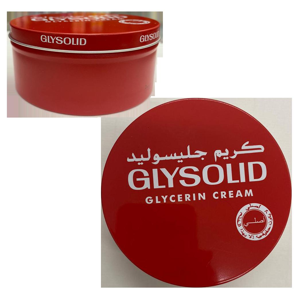 Glysolid Glycerin Cream 250ml