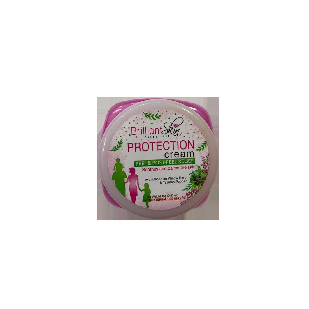 Brilliant Skin Protection Cream Pre&Pro Post Peel Relief 15g