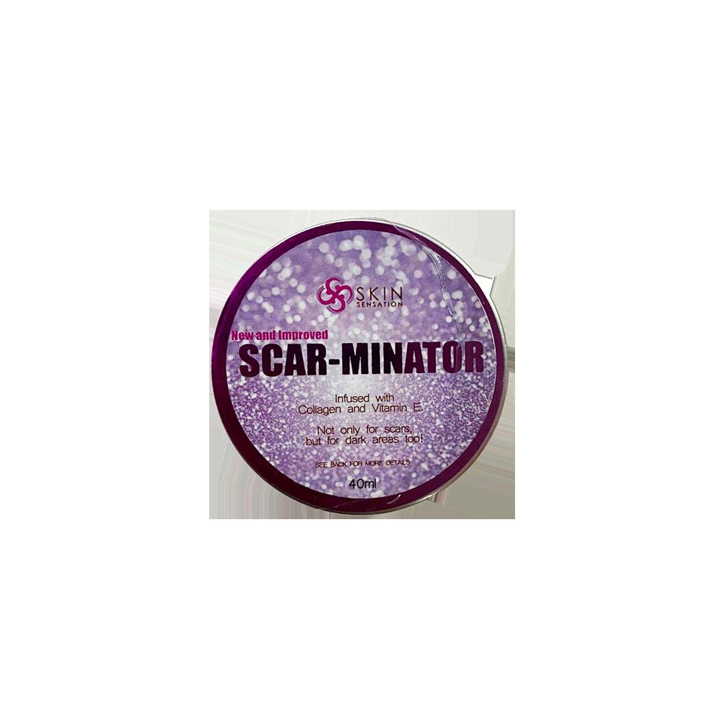 Skin Sensation Scar-minator