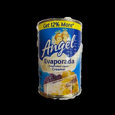 Angel Evaporada Evaporated Liquid Creamer
