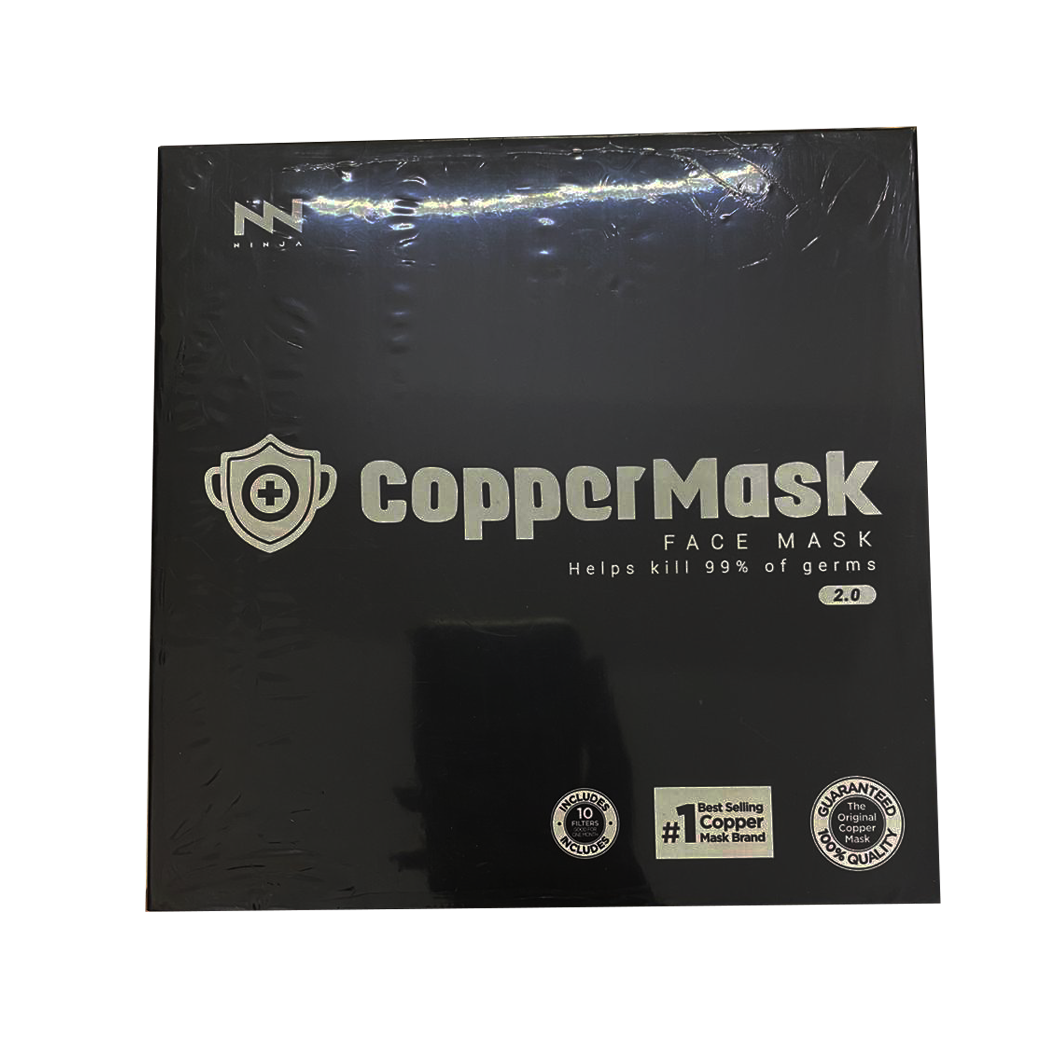 Copper Mask Face Mask