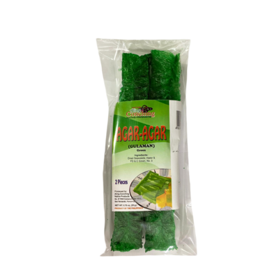Aling Conching Agar Agar Gulaman Green (2pc) 20g