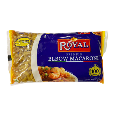 Royal Elbow Macaroni 400g
