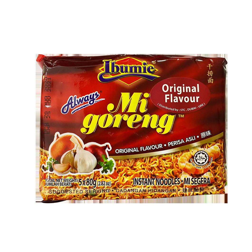 Ibumie Mi Goreng Original Flavour (5 pcs)