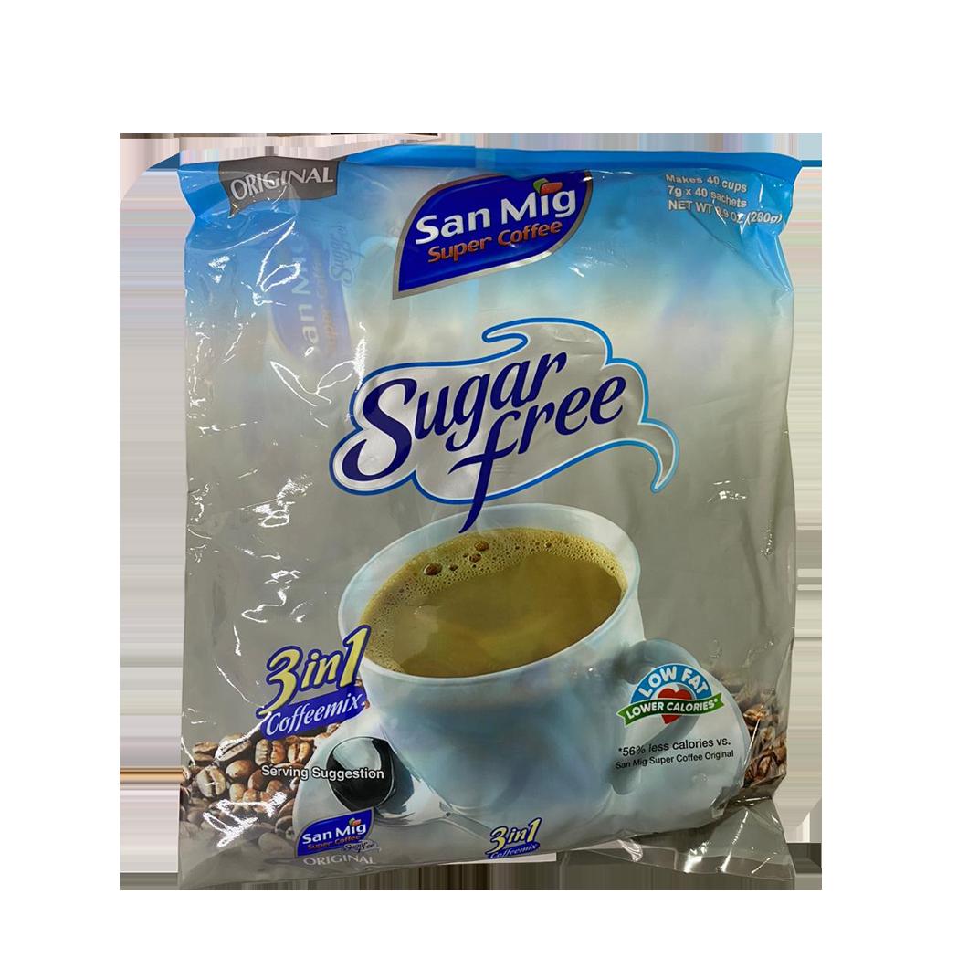 San Miguel Super Coffee Sugar Free 3in1