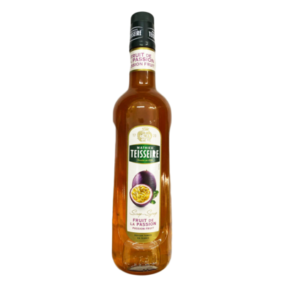 Mathieu Teisseire Passion Fruit Syrup 700ml