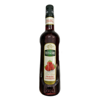 Mathieu Teisseire Strawberry  Syrup 700ml